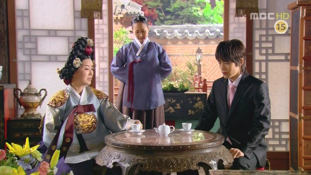 Dramabeans goong s episode 19 / Brave movie cartoons