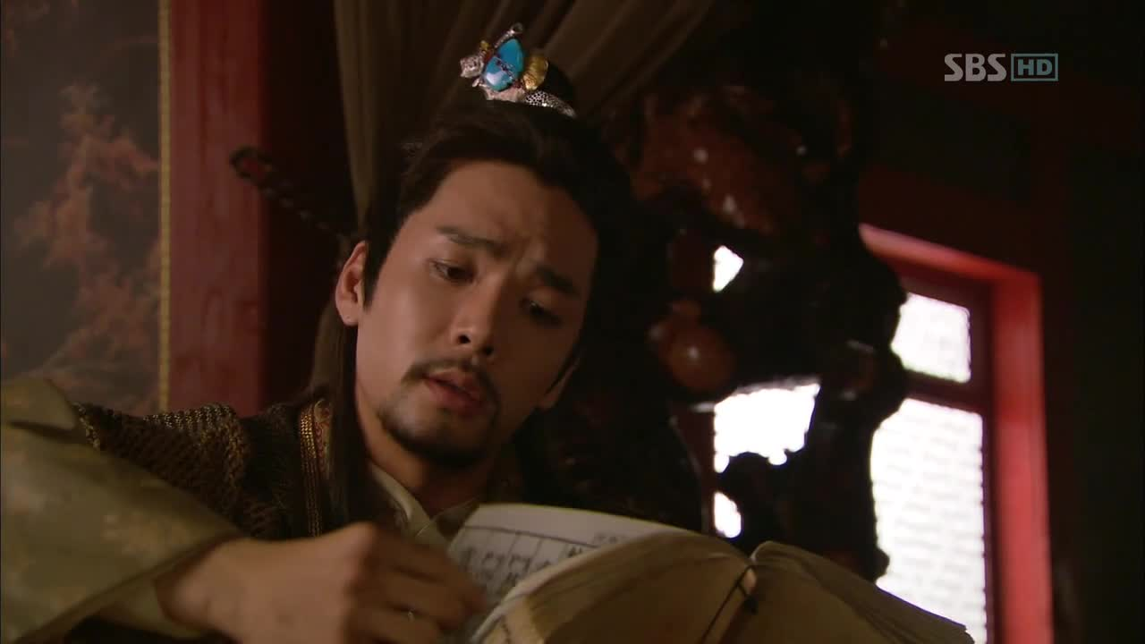 Faith Episode 13 Dramabeans Korean Drama Recaps Bengbeng Drink 80 Sachet